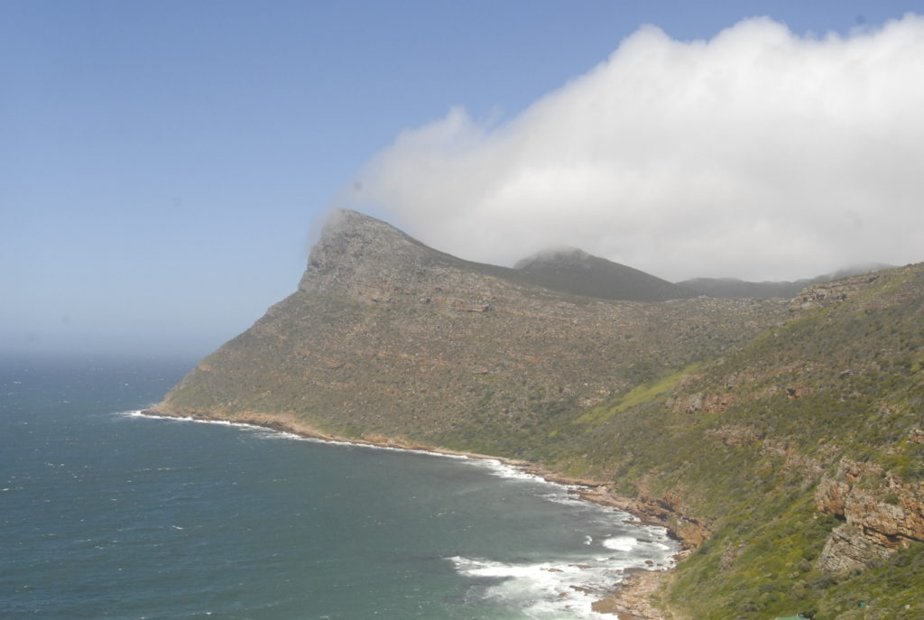 Looking towards Cape Point